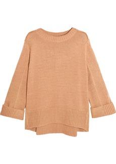 Michael Kors Alpaca and silk-blend sweater