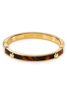 Michael Kors Astor Stud Hinge Bracelet