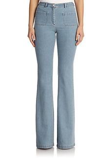Michael Kors Bell-Bottom Jeans