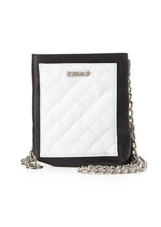 Michael Kors Chain Quilted Belt Bag