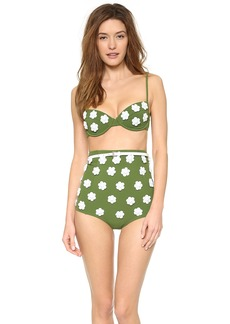 Michael Kors Collection Garden Club Solids Bikini