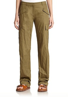 Michael Kors Cotton Cargo Pants
