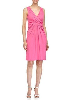 Michael Kors Crisscross Front Dress, Carnation