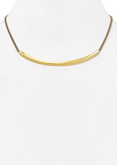 "Michael Kors Delicate Choker Necklace, 14"""