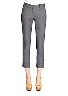 Michael Kors Denim Samantha Pants