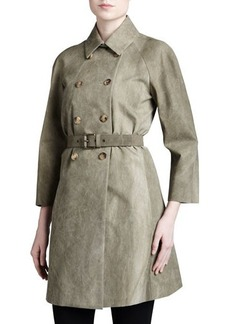 Michael Kors Double-Breasted Trench