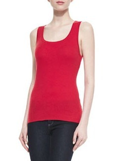 Michael Kors Featherweight Cashmere Tank Top