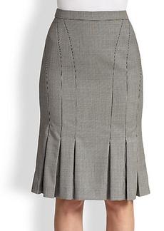 Michael Kors Flared-Hem Skirt