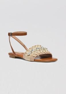 Michael Kors Flat Sandals - Hadden Embellished