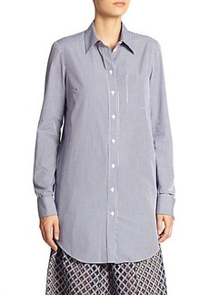 Michael Kors Gingham Button-Down Shirt