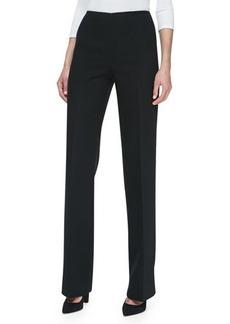 Michael Kors High-Waist Wool Trousers