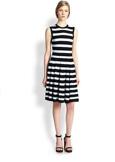 Michael Kors Jersey Stripe Dress