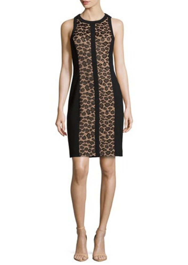 Find Out More About Michael Kors Leopard Print Dress