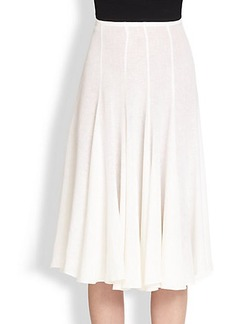 Michael Kors Linen Gauze Skirt