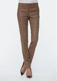 Michael Kors Manchester Plaid Skinny Pants