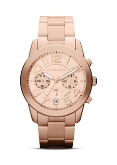 Michael Kors Mercer Watch, 41.5mm