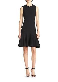 Michael Kors Merino Wool Jersey Dress