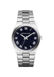 Michael Kors Mini Channing Silver Stainless Steel Watch