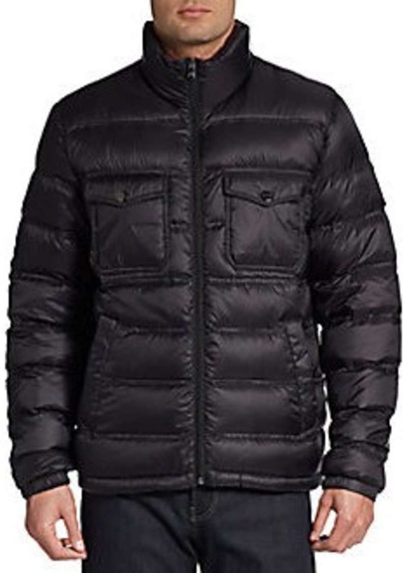 Michael Kors Michael Kors Packable Quilted Down Jacket