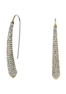 Michael Kors Pavé Statement Drop Earrings
