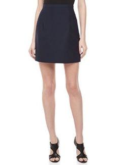 Michael Kors Pressed Twill Bell Skirt