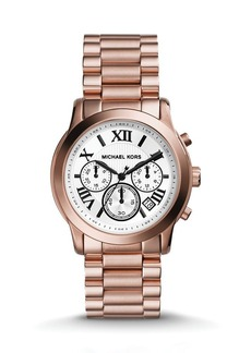 Michael Kors Rose Gold–Tone Cooper Watch, 39mm