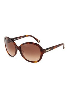Michael Kors Round Oversized Jennah Sunglasses
