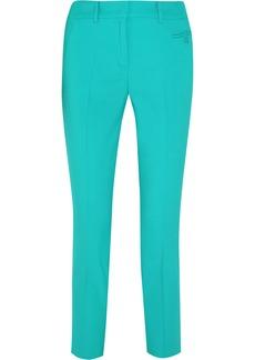 Michael Kors Sam wool-blend straight-leg pants