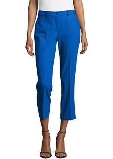 Michael Kors Samantha Cropped Skinny Pants, Royal