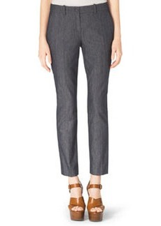 Michael Kors Samantha Skinny Denim Pants, Indigo