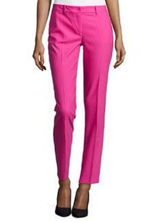 Michael Kors Samantha Skinny Pants, Begonia