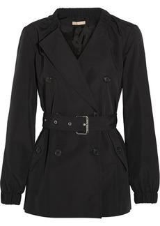 Michael Kors Satin trench coat