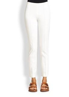Michael Kors Side-Zip Skinny Pants