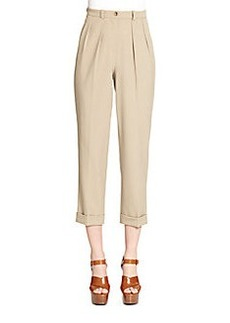 Michael Kors Slim Cuffed Pants