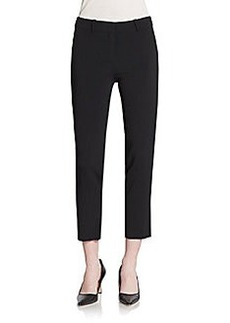 Michael Kors Stretch Cady Skinny Pants
