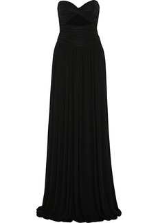 Michael Kors Stretch-jersey gown