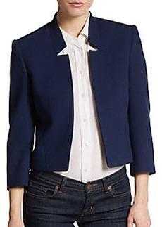 Michael Kors Stretch-Virgin Wool Jacket