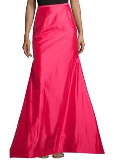 Michael Kors Taffeta Bustle Skirt, Azalea
