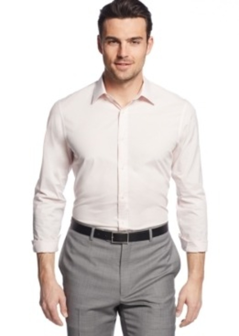 Michael kors michael kors tailored fit shirt casual for Michael kors mens shirts sale