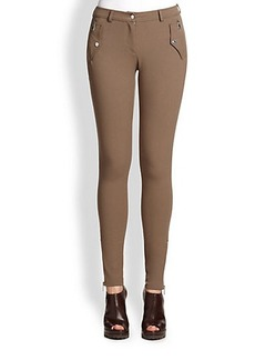 Michael Kors Techno Twill Leggings