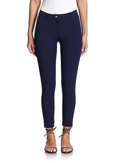 Michael Kors Techno Twill Skinny Jeans