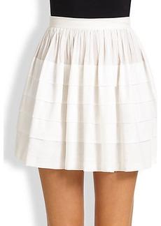 Michael Kors Tiered Mini Skirt