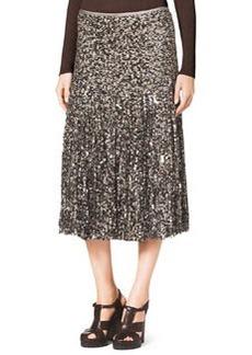 Michael Kors Tulle/Paillette Skirt