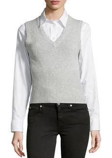 Michael Kors V-Neck Sweater Vest