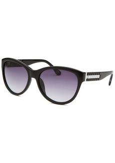 Michael Kors Women's Olivia Cat Eye Havana Sunglasses