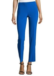 Michael Kors Wool-Blend Skinny Ankle Pants, Royal