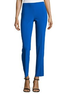 Michael Kors Wool-Blend Skinny Ankle Pants, Royal