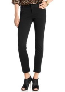 Michael Michael Kors Plus Size Skinny Ankle Ponte Pants