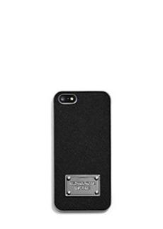 Saffiano Leather Smartphone Case