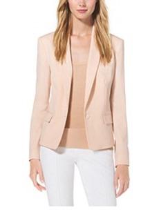 Stretch Wool-Gabardine Jacket
